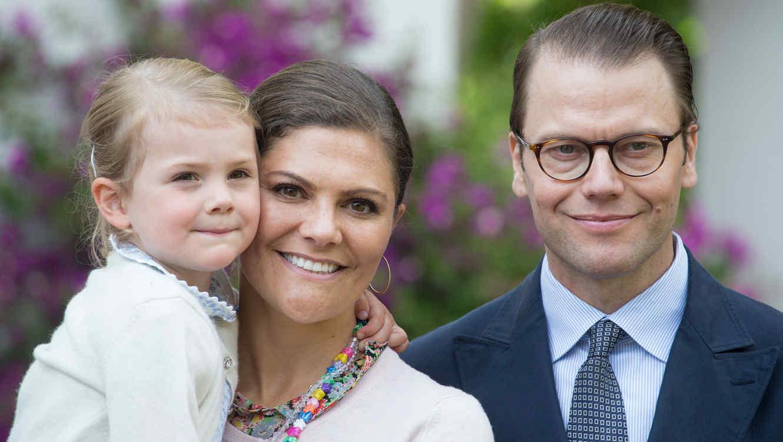 La Princesa Victoria sueca