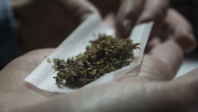 Adicción a la droga marihuana