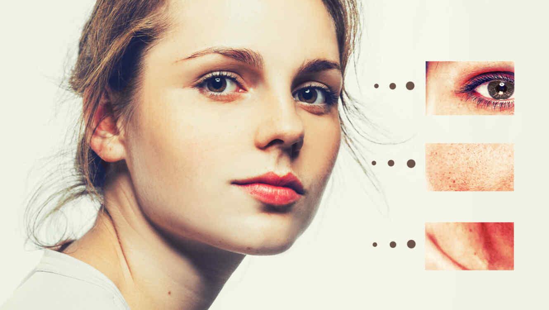 Análisis del rostro