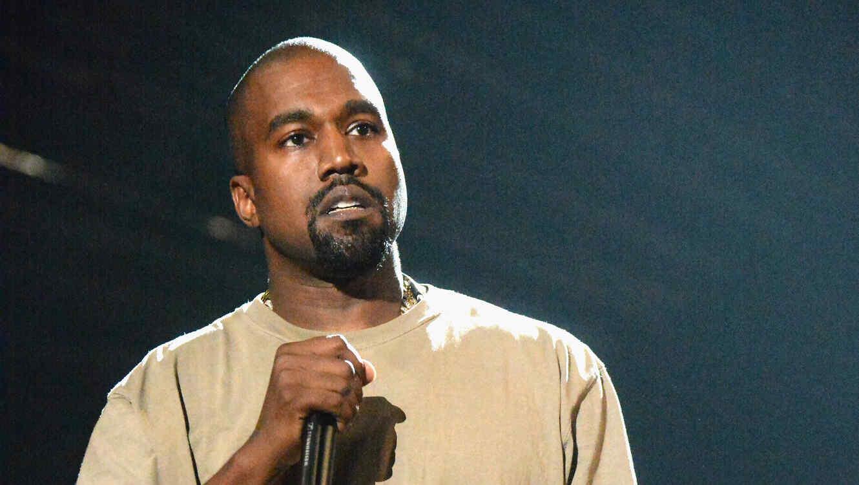 Kanye West en los VMAs 2015