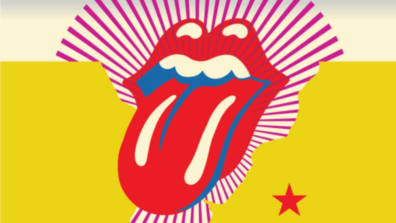 """Rolling Stones anunciando giral """"América Latina Ole 2016"""""""