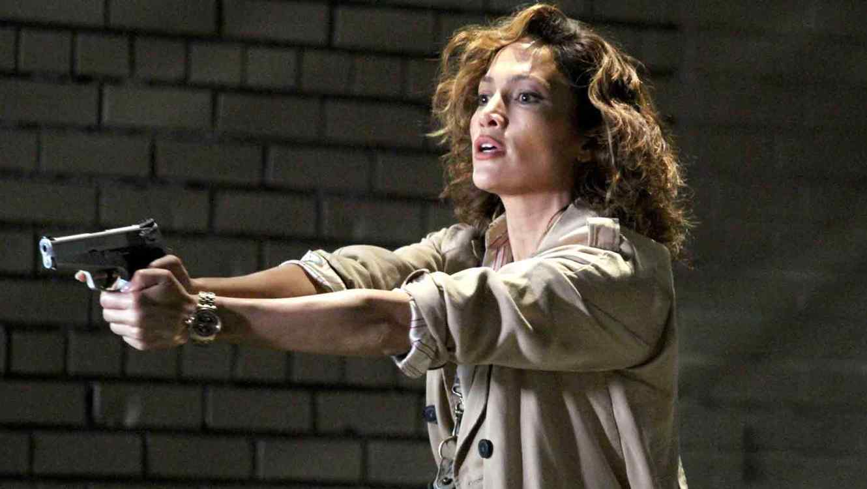 Jennifer Lopez grabado 'Shades of Blue'