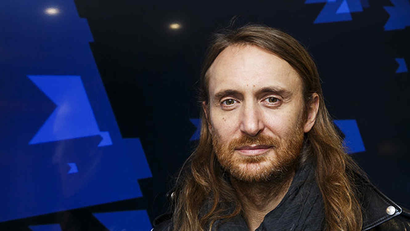David Guetta en Kiss FM UK