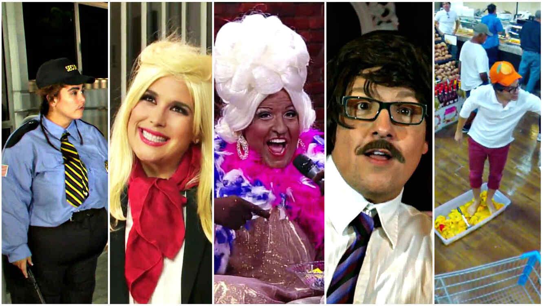 Resumen de humor en el segundo show de Que Noche