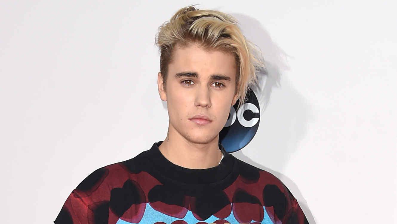 Justin Bieber en los American Music Awards 2015