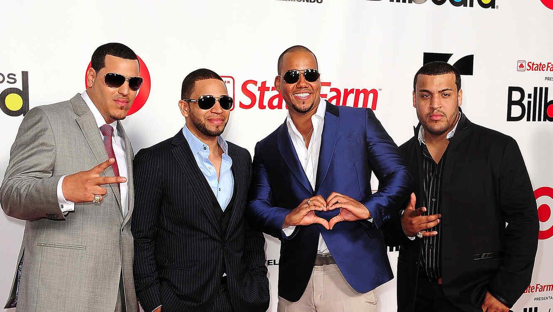 Grupo Aventura en Premios Billboard 2009
