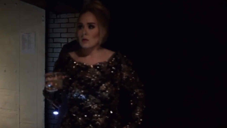 """Adele en concierto """"Adele Live in NYC"""""""