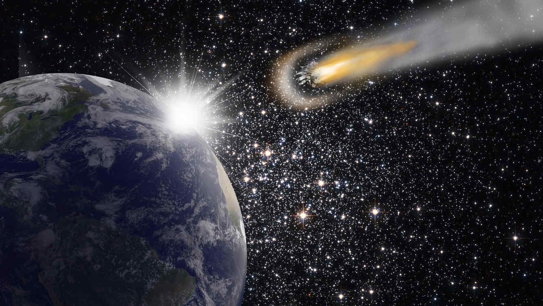 Asteroide se dirige a la Tierra