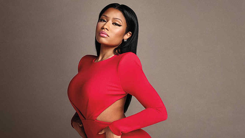Sesión de fotos de Nicki Minaj en Billboard