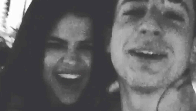 Selena Gomez y Charlie Puth en video de Instagram