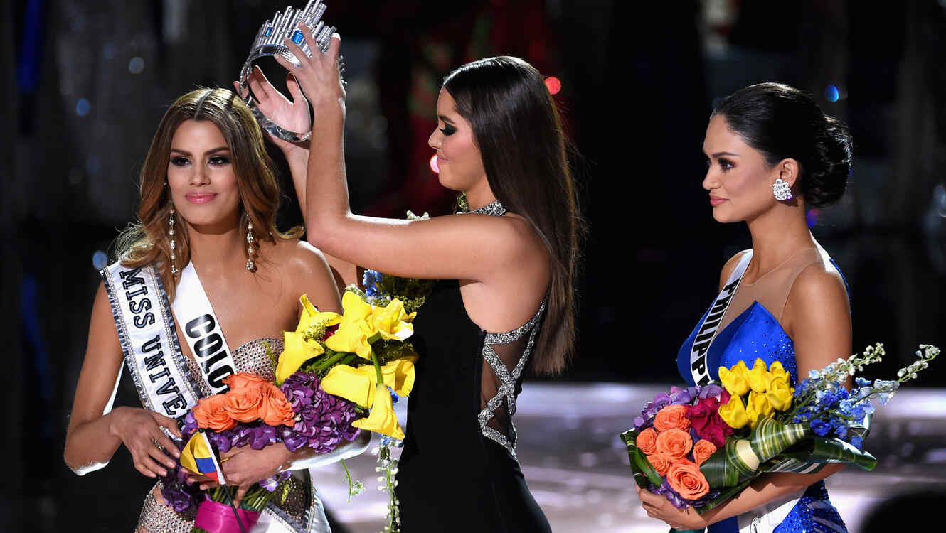 Miss Colombia, Miss Universe 2015