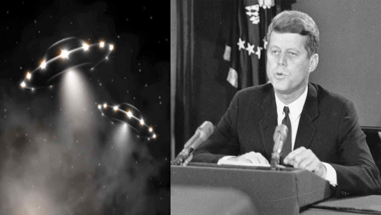 JFK y el fenomeno OVNI