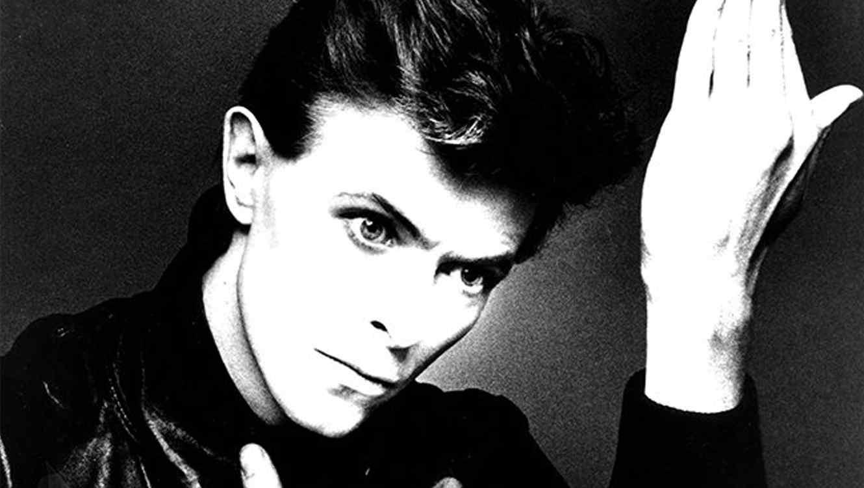 David Bowie en el 1976