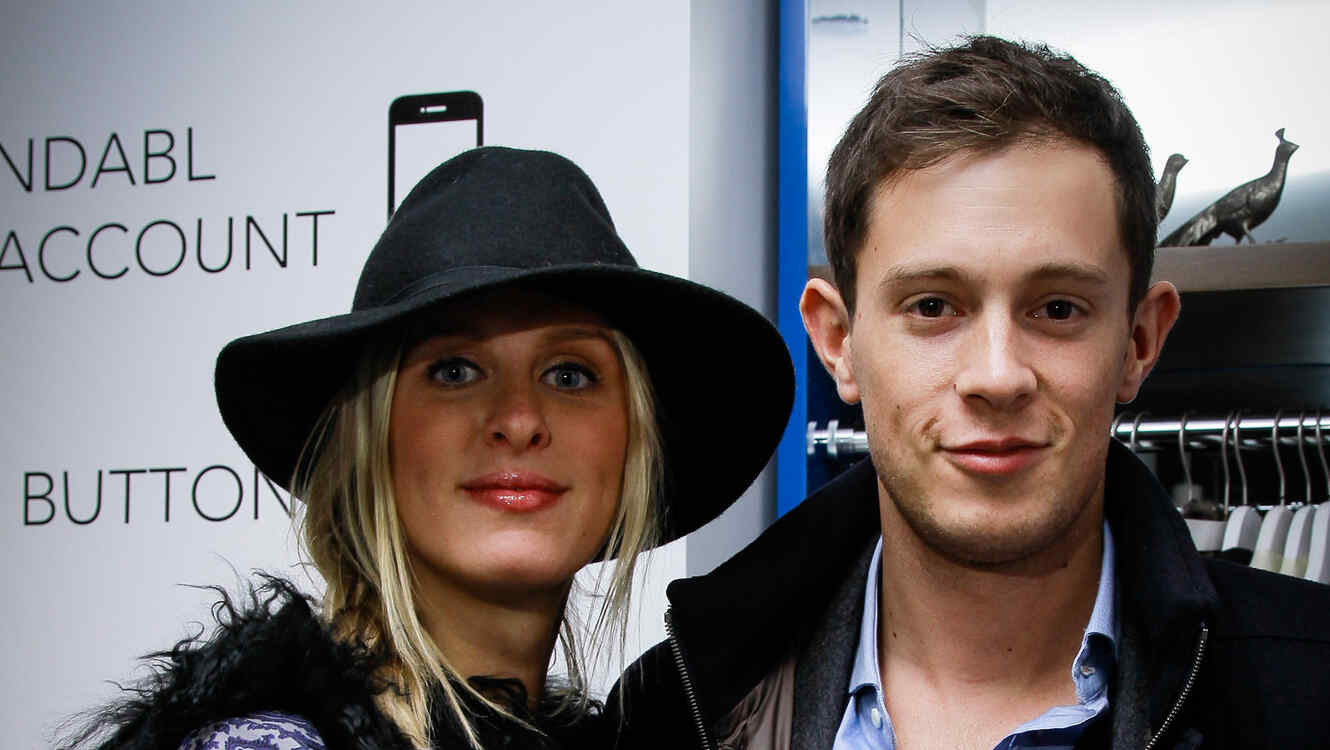Nicky Hilton y su esposo James Rothschild