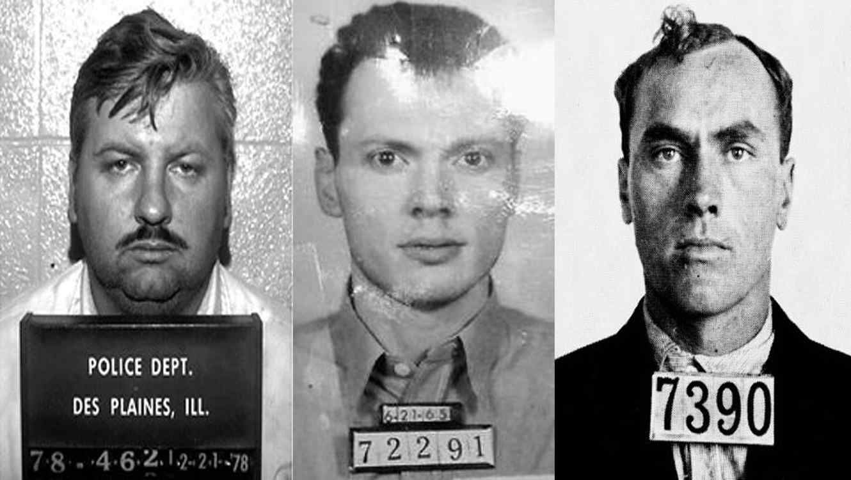 John Wayne Gacy, James D. French, Carl Panzram