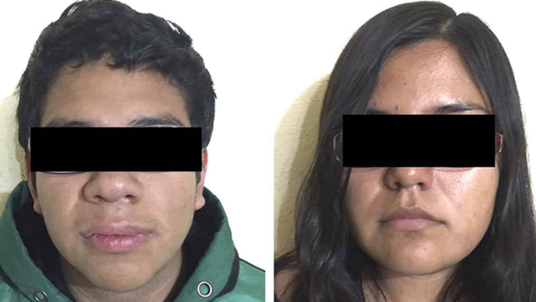 Cecilia Vielma Moya y Eduardo Cortes Montaño