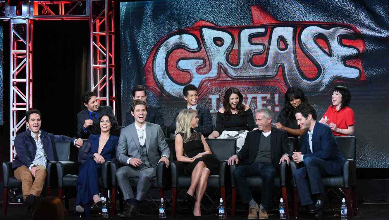 """Actores de """"Grease: Live"""""""