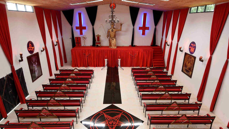 Iglesia Luciferiana Semillas de luz