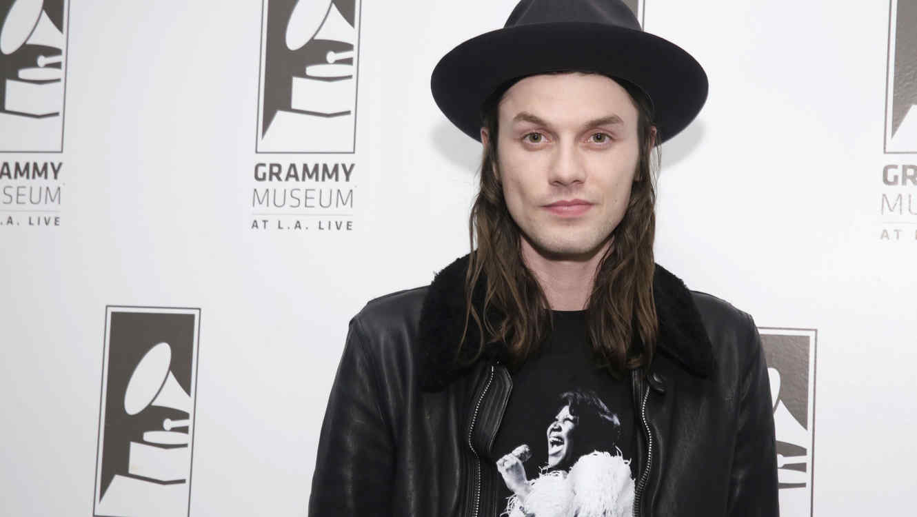 James Bay canta en el Grammy Museum 2016
