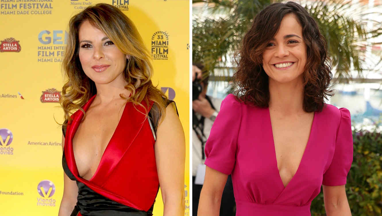 Kate del Castillo y Alice Braga