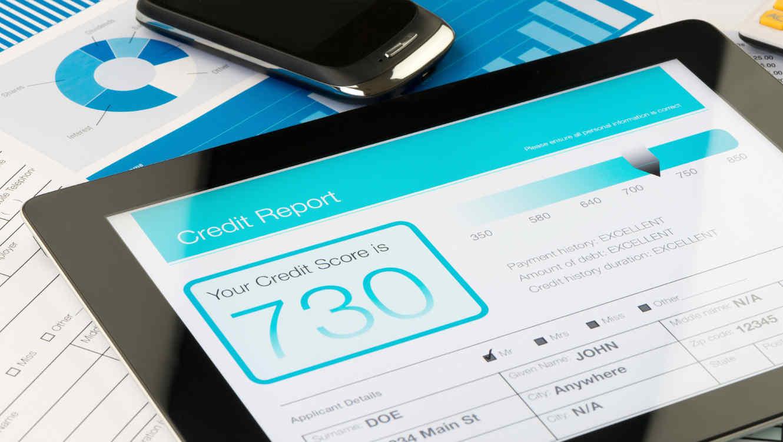Las agencias de reporte de crédito