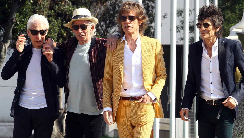 Rolling Stones en Chile 2016