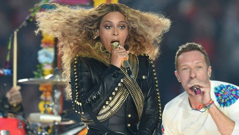 Beyonce en el Super Bowl 2016