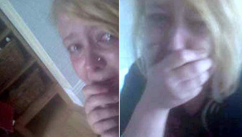 Amy Wilson se salvó de ser asesinada gracias al Facebook