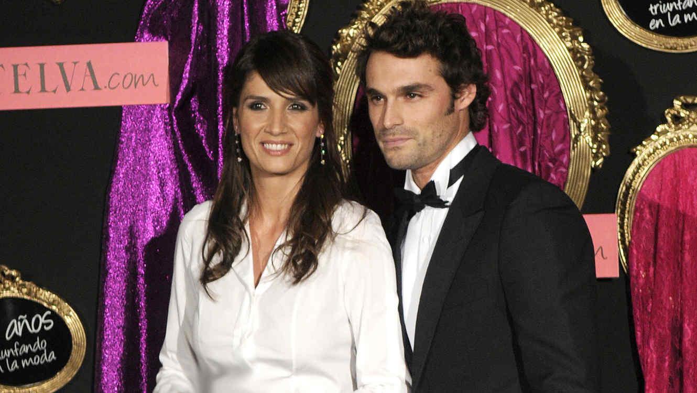 Elia Galera e Iván Sánchez