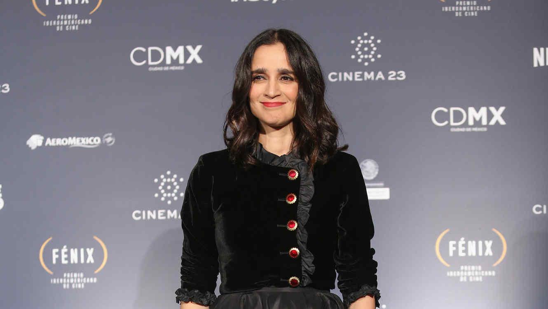 Julieta Venegas durante el Cine Fenix 2015