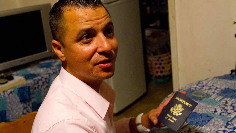 Ciudadano deportado