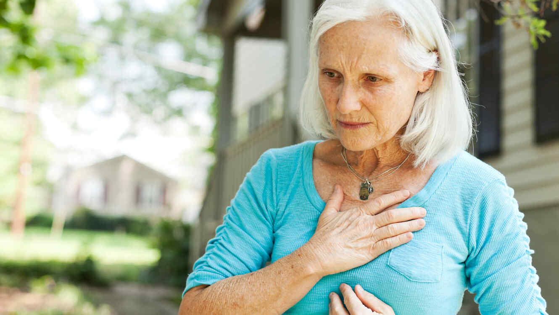 Ataque cardiaco