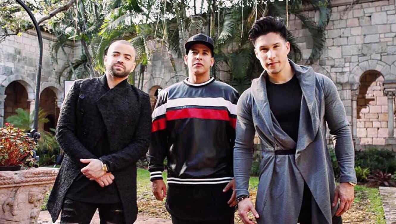 Nacho, Daddy Yankee y Chino