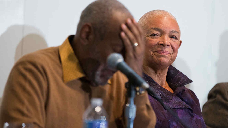 Camille Cosby y Bill Cosby