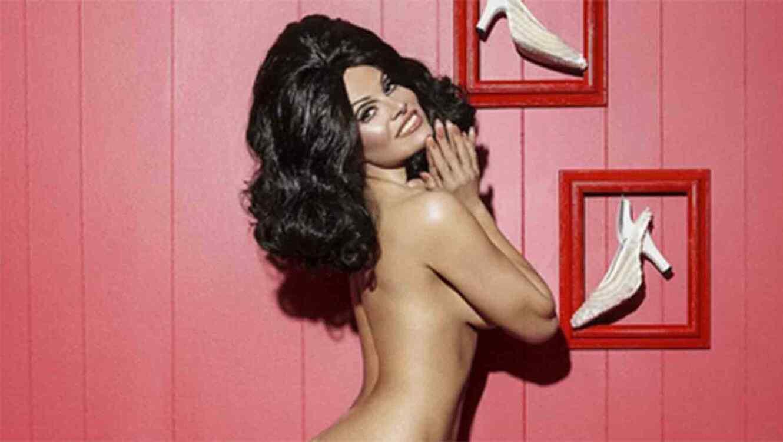 Pamela Anderson, desnuda en 'Paper Magazine'