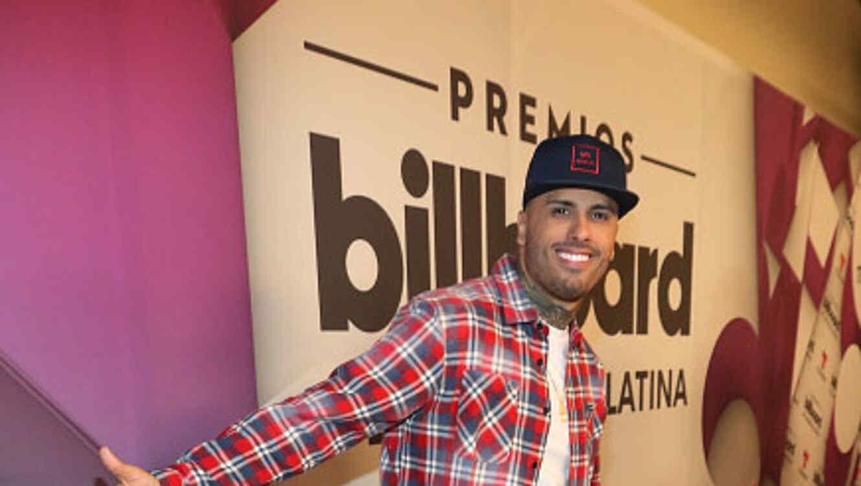 Premios Billboard Nicky Jam