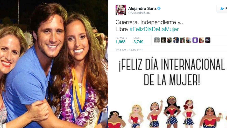 Diego Boneta celebra el Día internacional de la mujer