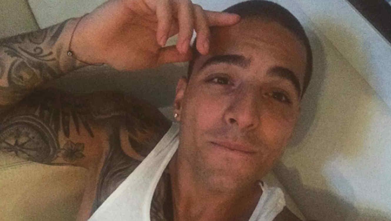 Selfie de Maluma en Instagram