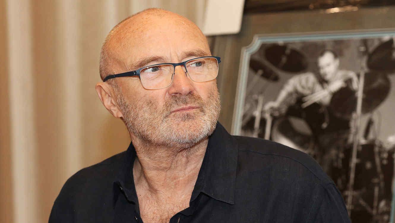 Phil Collins en el hotel Seminole Hard Rock