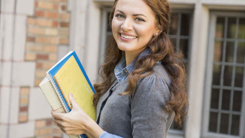 Estudiante universitaria