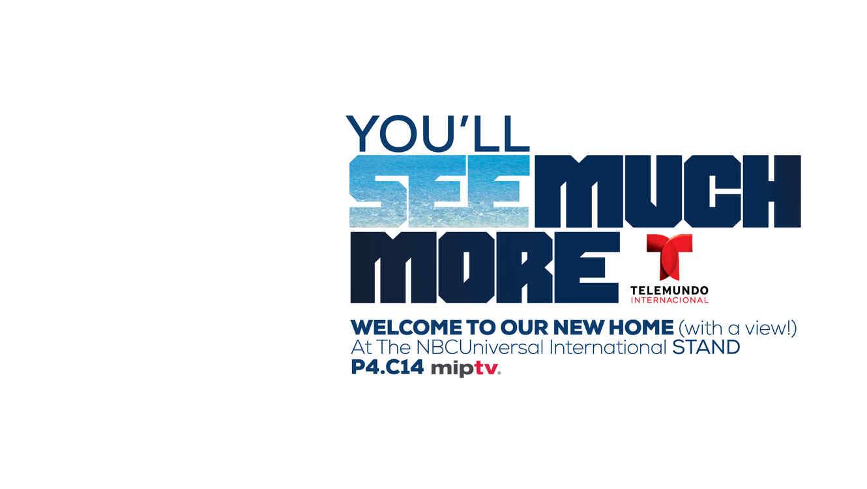 Telemundo Internacional at MIPTV 2016_Listing Poster