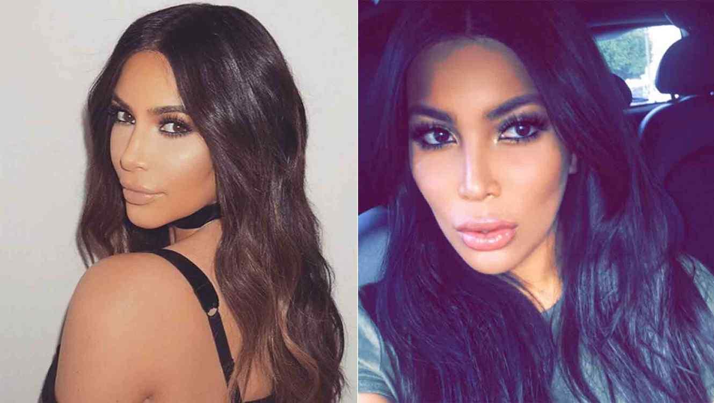 Kim Kardashian vs. Kamilla Osman