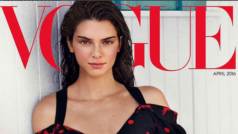 Kendall Jenner es portada de la revista Vogue