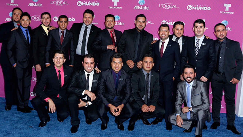 Banda Sinaloense MS de Sergio Lizárraga en Premios Tu Mundo 2015