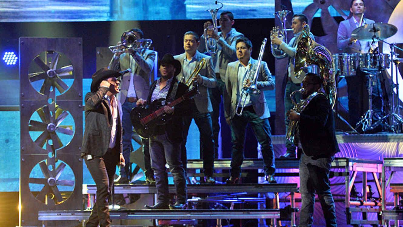 Julion Alvarez Latin Grammys Las Vegas 2015