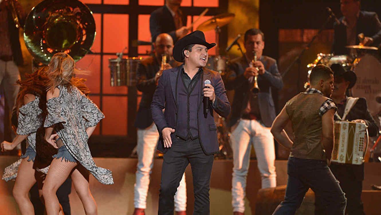 Julión Álvarez Premios Billboard 2015