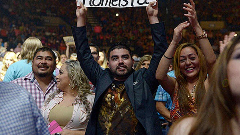Romeista Concierto Romeo Santos foto de Instagram 2015