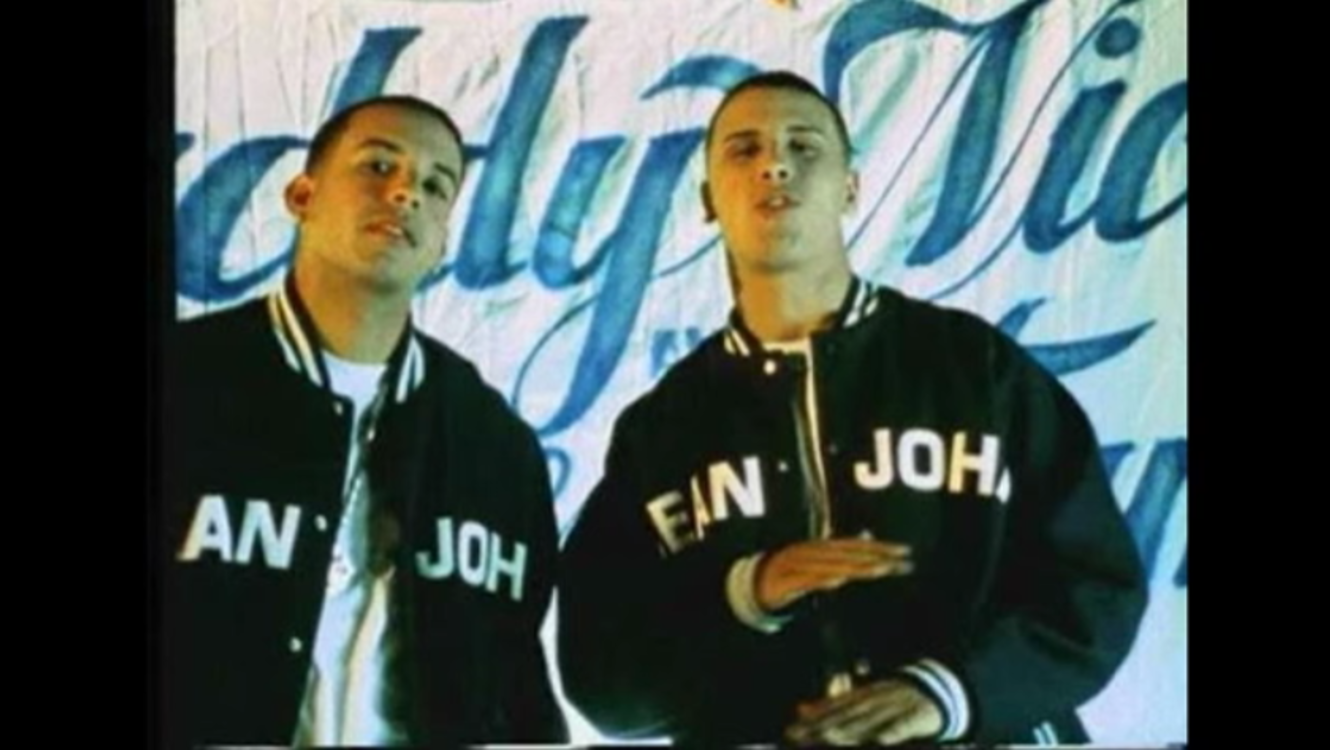 "Nicky Jam y Daddy Yankee ""Los Cangris"""