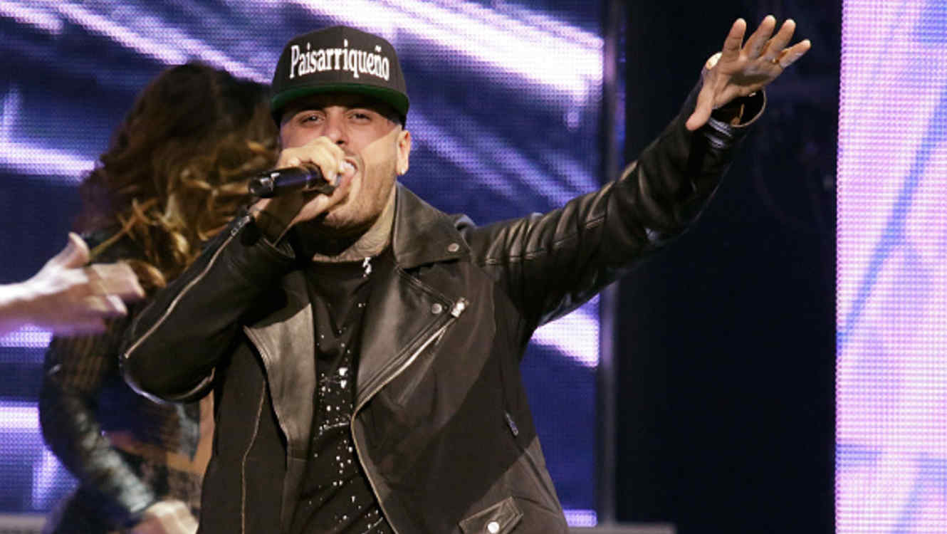 Nicky Jam Premios Billboard