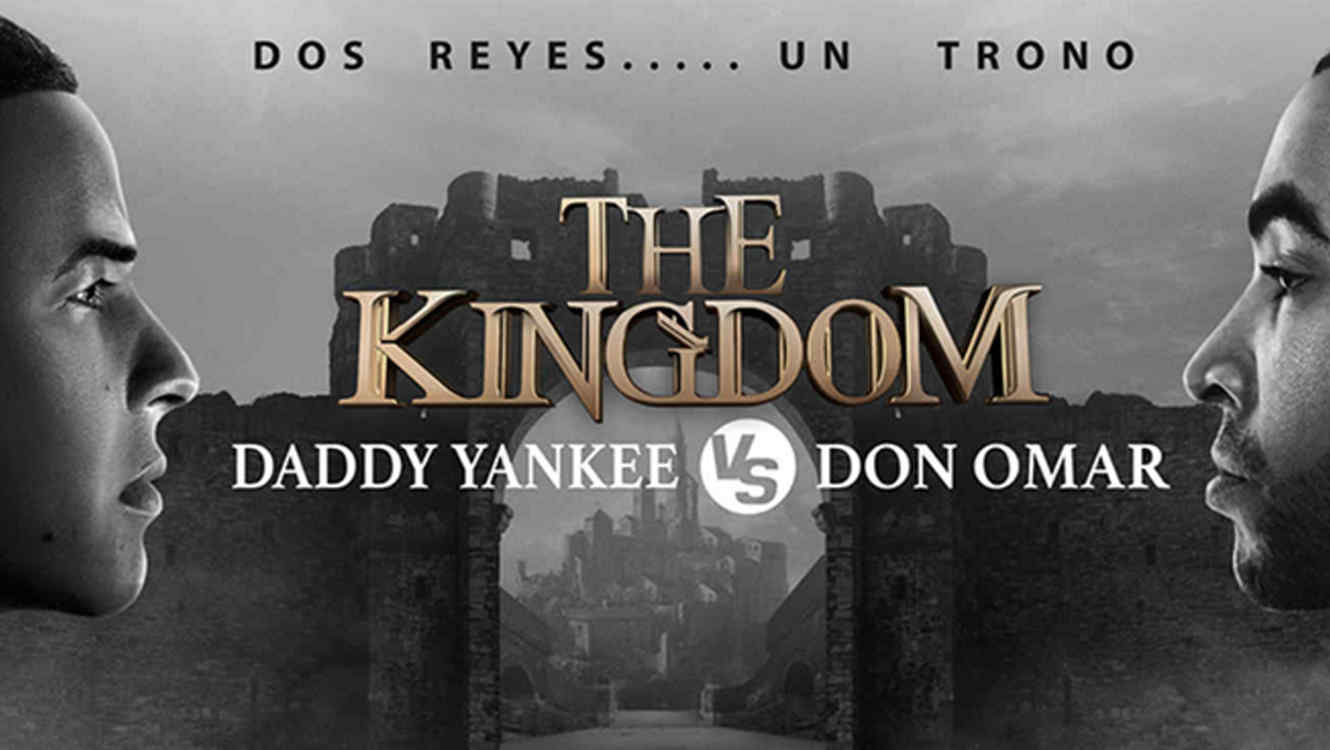 Daddy Yankee y Don Omar The Kingdom 2016